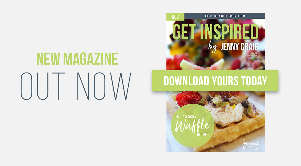 Get Inspired ebook - waffle edition