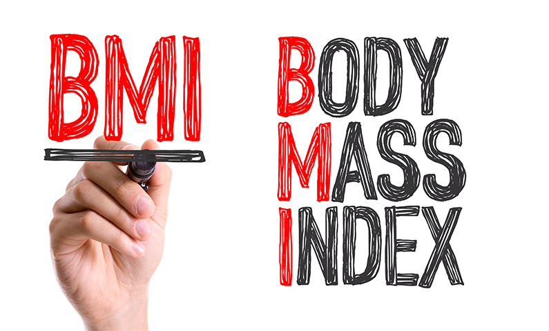 Factors influencing body mass index BMI
