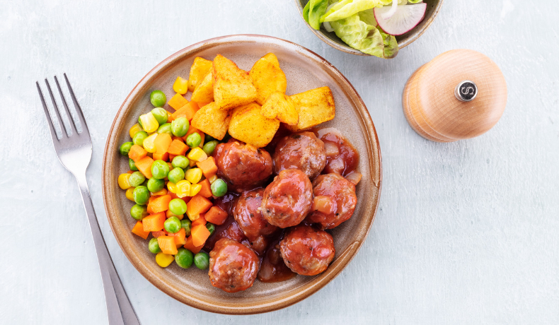 Foods You'll Love - Jenny Craig Burger