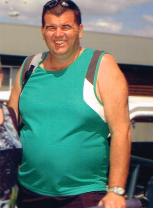 Jenny Craig Member Neil Before Picture